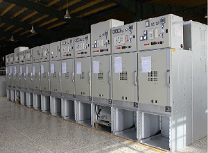 South Kaveh Steel Complex water disalination substation switchgears are delivered