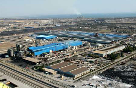 South Kaveh Steel Complex Water Disalination Substation