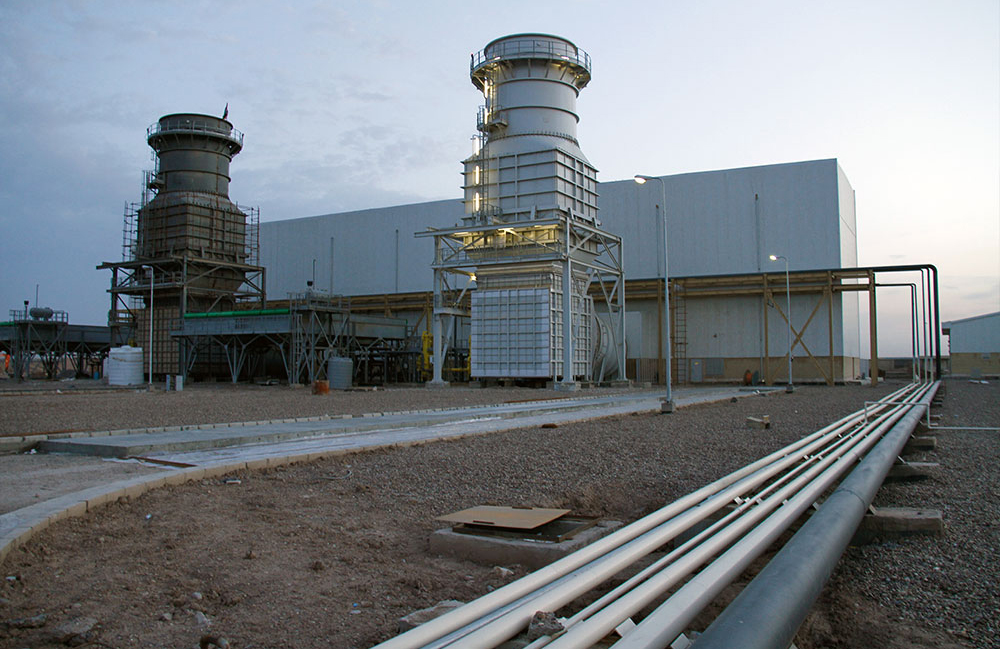 Al Sadr Power Plant Expansion Project - Iraq