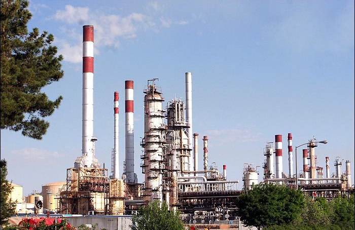 Esfahan Oil Refinery, Utility & Off-Site Project For DHT
